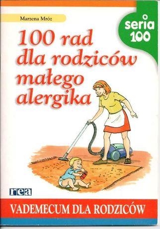 100 rad dla rodziców małego alergika Rea