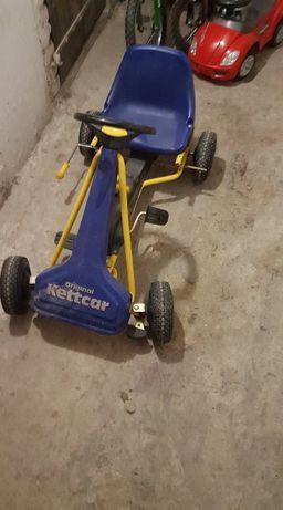 3Gokard dziecięcy solidny kettcar
