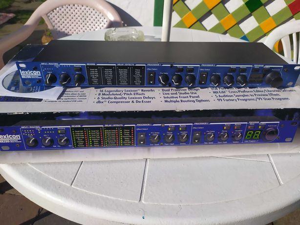 Lexicon MX200 Dual Reverb procesor wokalny