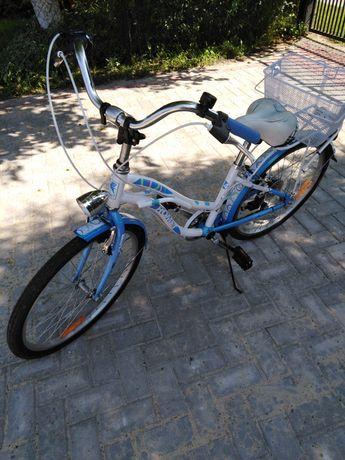 Rower dla dziewczynki, 24 cale