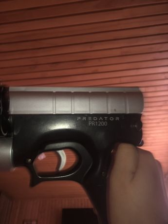 Пистолет для пиндбола Ружые для пиндбола Predator pr1200