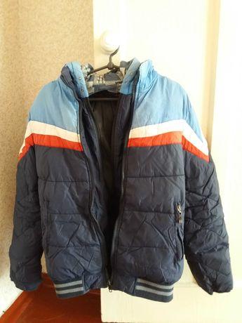 Курточка зима мужская