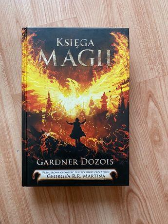 Księga magii Gardner Dozois George Martin twarda oprawa nowa