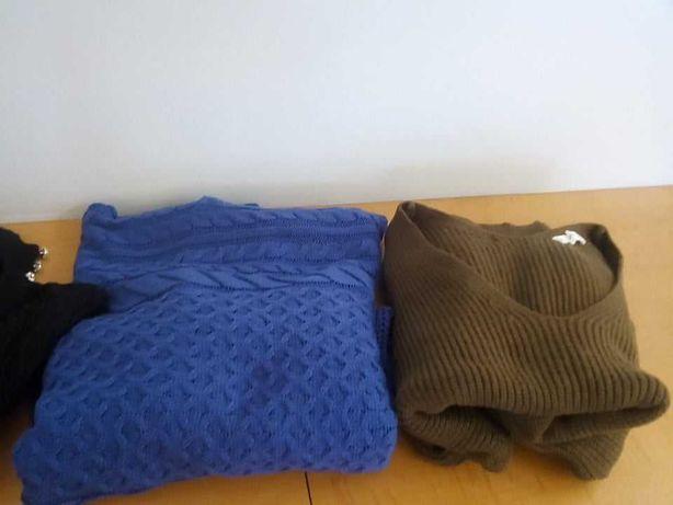 Blusas de Malha Inverno
