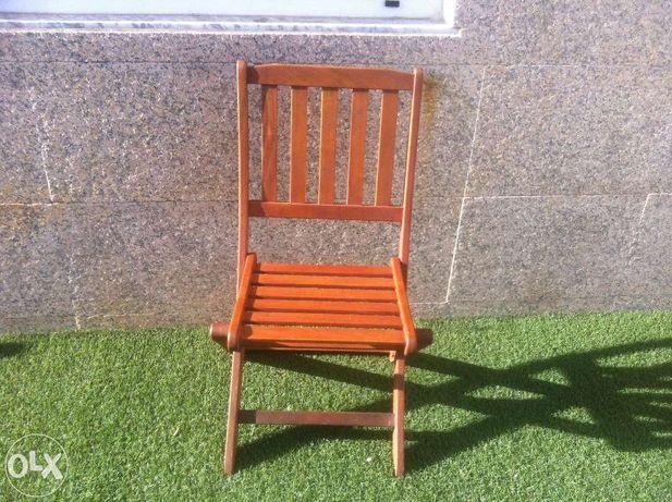 Cadeiras de grande qualidade,nao é ikea preço fixo