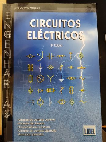 Circuitos Elétricos 8ª Edição - Engenharias