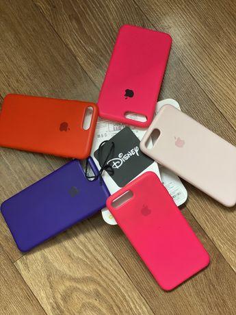 Продам чехлы на iPhone 8+, 7+, 6s
