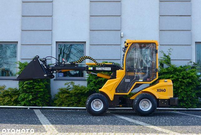 Günstig X840 Ładowarka  Gunstig X840 Miniładowarka Rolnicza