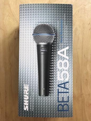 Mikrofon dynamiczny Shure Beta 58A