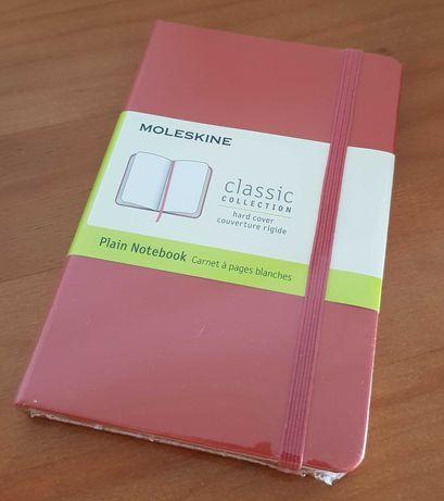 Bloco de Notas MOLESKINE Vermelho Classic A6 9x14cm 192pág SELADO!