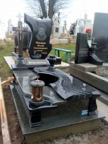 Заливка могильних споруд.Недорого
