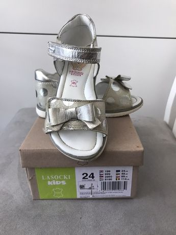 Sandałki Ladocki kids roz. 24
