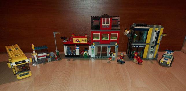 LEGO 7641 Miejski zakątek 3661 City bank