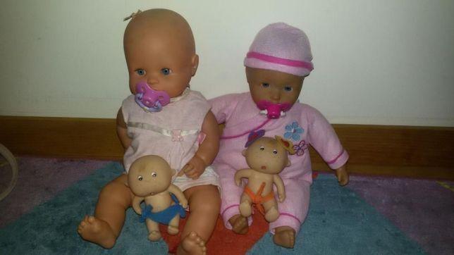 3 Bebes Carecas
