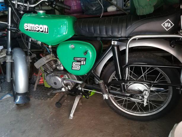 Sprzedam Simson S51