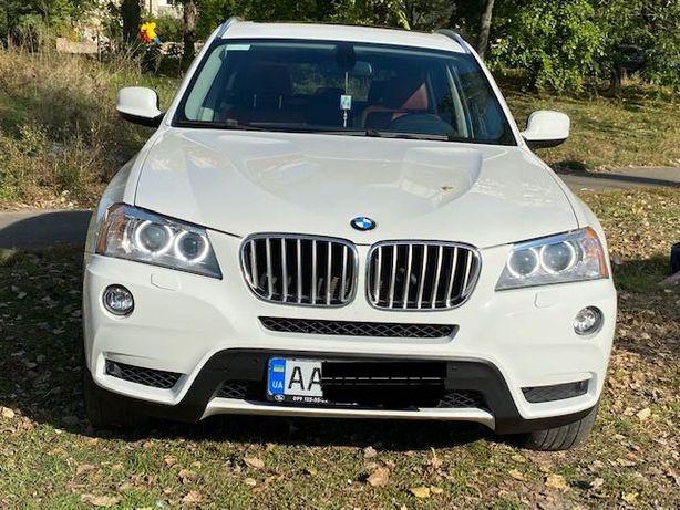 BMW X3 F25 Официальная история