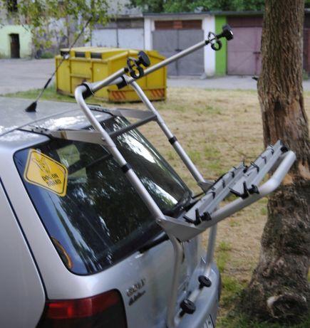 Uchwyt bagażnik rowerowy VW Golf 4 2 rowery