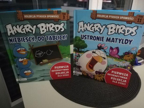 Angry Birds Kolekcja Ustronie Matyldy Niebiescy do tablicy