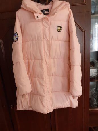 Курточка недорого+беретик і шарф