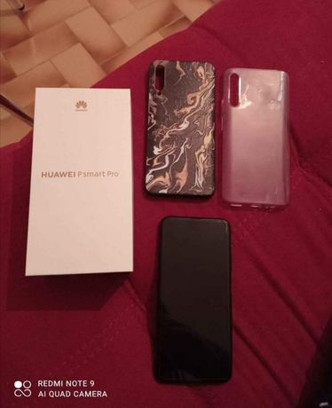 Huawei p smart pro com garantia