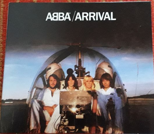 """Abba/arrival """"deluxe edition"""""""