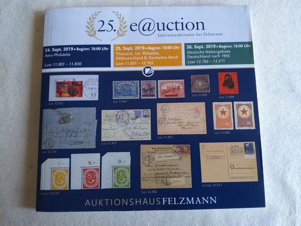 2621#Catálogo de leilões Bilhetes Postais estrangeiros