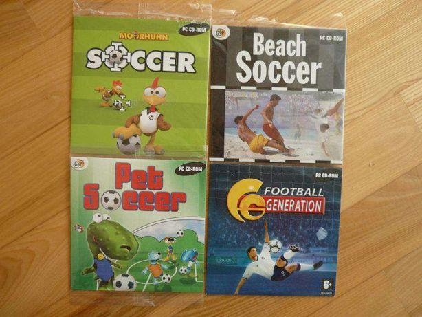 gry pc cd-rom dla chłopca /nowe + gratis