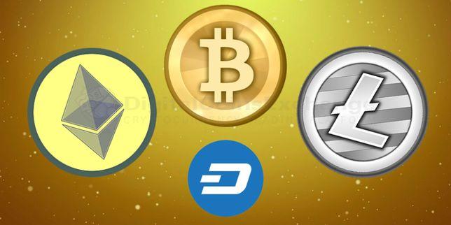 Bitcoin покупка/продажа. Обмен криптовалюты USDT, Альты