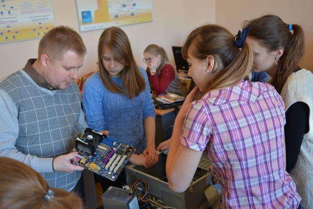 Базовые ИТ-курсы: «Основы ИТ» для детей 7-11 классов