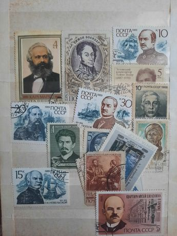 Продам марки СРСР