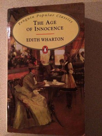 The Age of Innocence, Edith Wharton w j. angielskim
