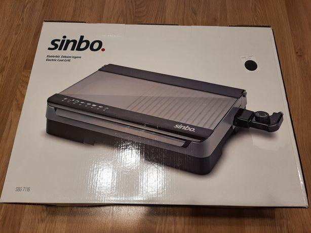 Grill Elekrtyczny Sinbo SBG-7116