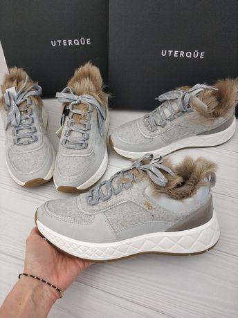 Кросівки Uterque. Нові. Оригінал. Кроссовки.