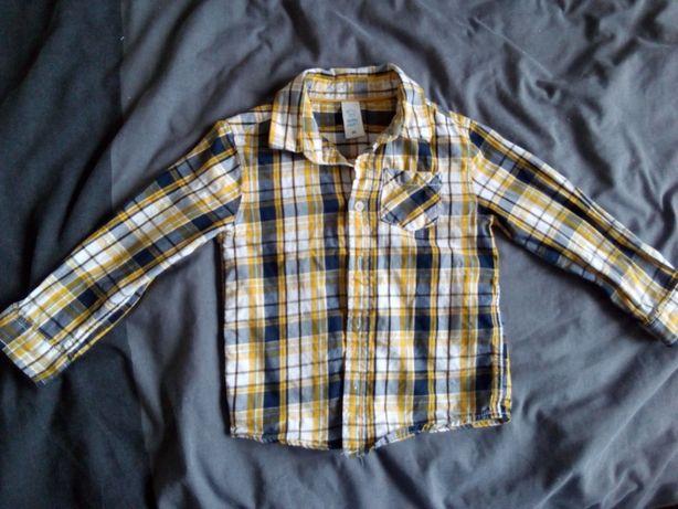 koszula chłopięca 92, CA