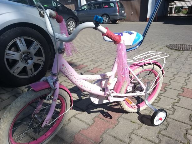 Rowerek mała księżniczka (wysyłka)