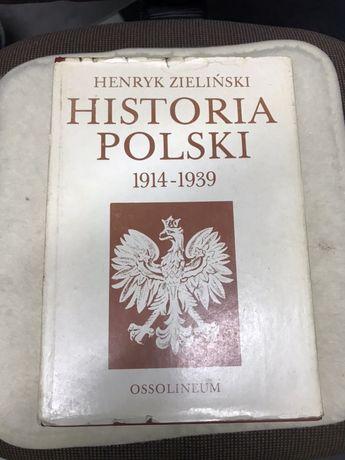 Historia Polski Henryk Zieliński