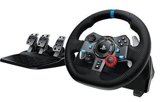 Kierownica Logitech G29 Driving Force PS3 PS4 PC