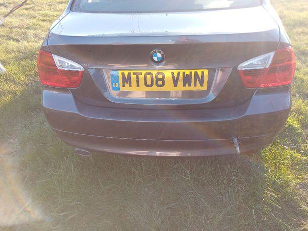 BMW 3 E90 Anglik 2,0D Sparkling Graphite