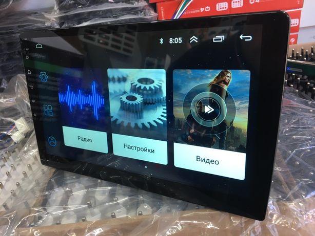 Новинка 2021!! Магнитола 10 дюймов Android Pioneer 1003, WIFI, GPS