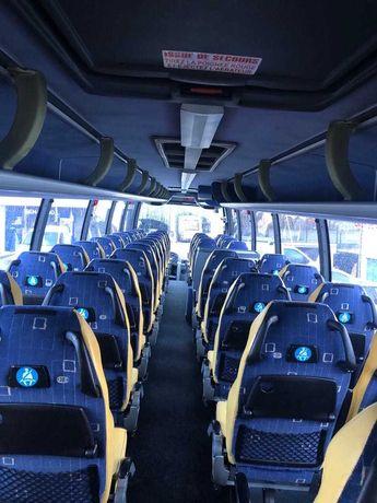 Autocarro Volvo 59 lugares