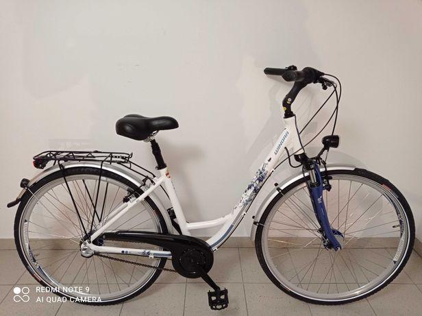 Rower miejski damski Winora. Koła 28 cali. Jak nowy. Okazja
