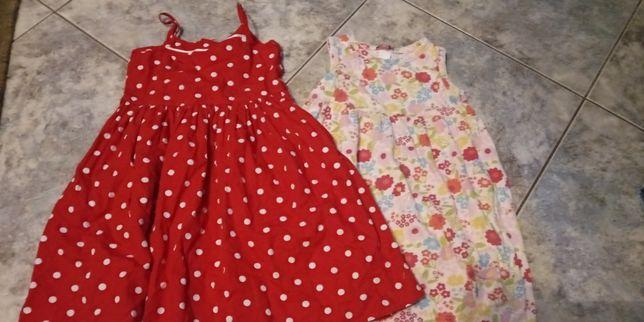 Sukieneczki 98cm za 10zl