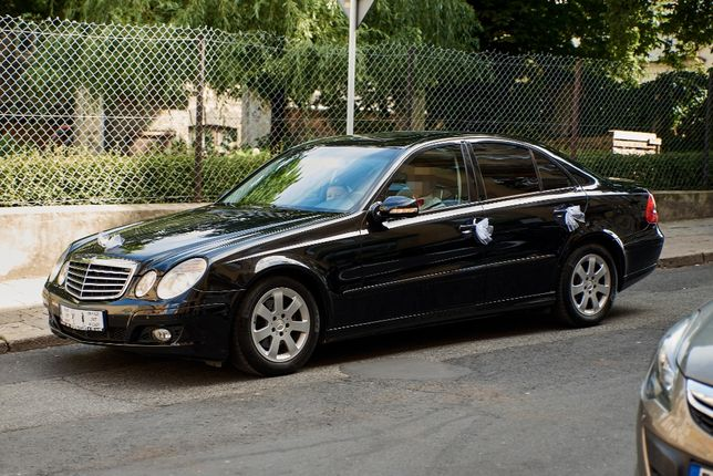 Samochód do ślubu, auto do ślubu - Mercedes-Benz