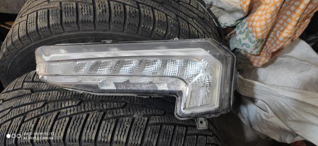 Противотуманка (Дхо) Chevrolet Malibu 2016-2019