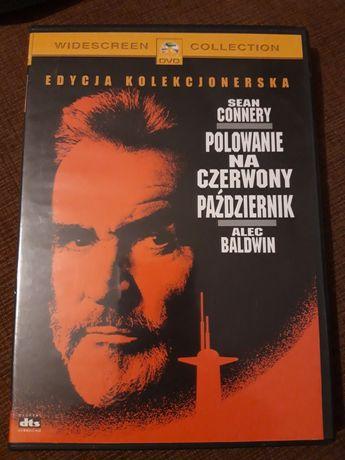 DVD Polowanie na Czerwony Pazdziernik Edycja Kolekcjonerska