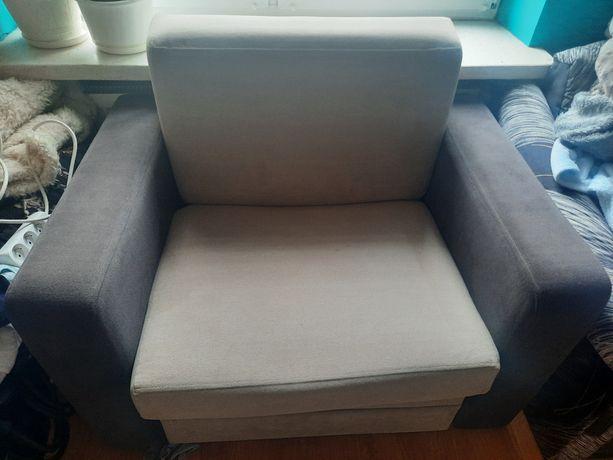 Sprzedam fotel rozkladany jednoosobowy