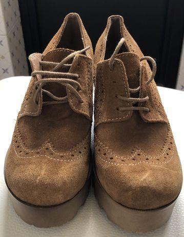 Sapatos senhora 36 5€
