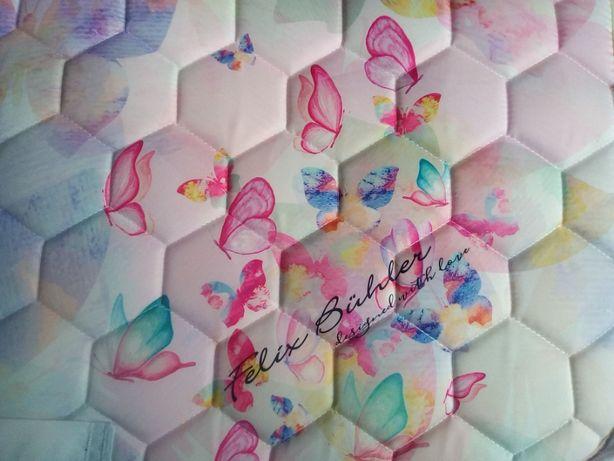 Czaprak Butterfly różowy ** NOWY **