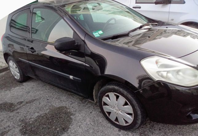 Renault Clio III 2 lugares 2009