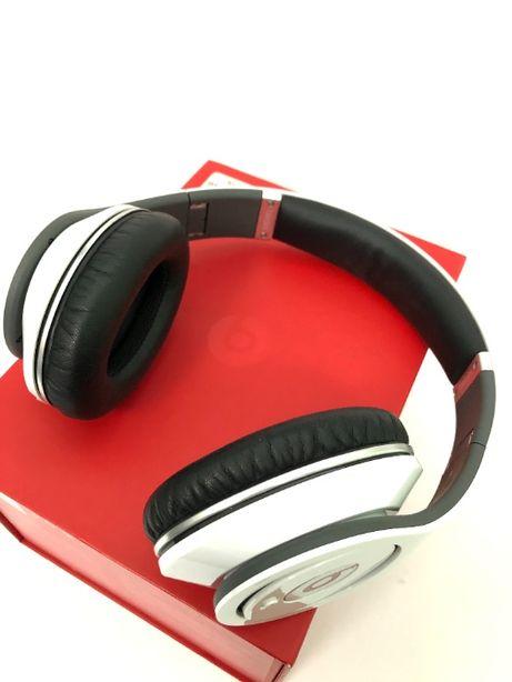 Słuchawki Beats By Dr. Dre Beats Studio White pełny zestaw - idealne